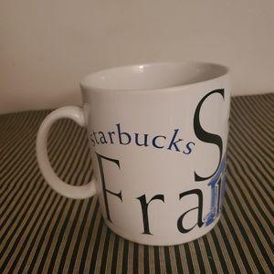Starbucks San Francisco City Mug Collector Series